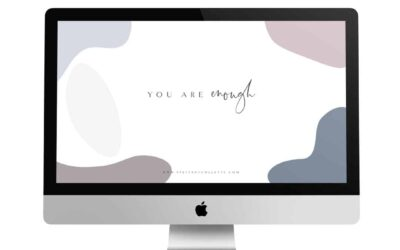Freebie Friday – You are enough